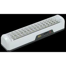 Купить <b>Светильник LED</b> ДБА 3928 аккумулятор 15ч <b>12Вт</b> 6500К ...