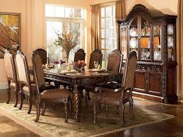 ashley furniture kitchen tables: ashley furniture dining room table two tone dining room table