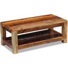 vidaXL vidaXL <b>Coffee Table Furniture</b> Decor Home Office <b>Solid</b> ...