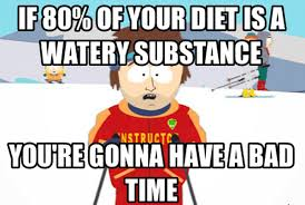 Watery Diets | Diet Memes via Relatably.com