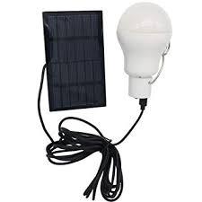 <b>SZYOUMY</b> Portable <b>Solar Powered Led</b> Bulb Light Outdoor Solar ...
