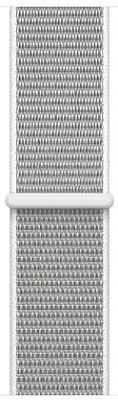 <b>Ремешок Для Умных Часов</b> Apple Watch 38mm нейлоновый white ...