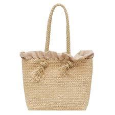 Half <b>Round Straw Bags</b> for Women <b>Summer</b> White <b>Beach</b> Rattan ...