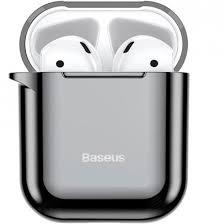 <b>Чехол</b> для Apple AirPods 1/2 <b>Baseus Shining Hook</b> Case - Черный ...