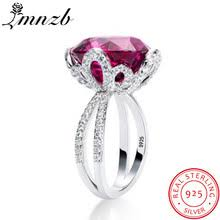 Red Stone Rings for Women <b>925 Promotion</b>-Shop for <b>Promotional</b> ...