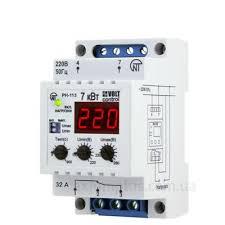 <b>Реле напряжения Новатек-Электро Volt</b> Control РН-113