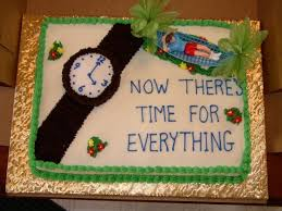 Retirement Cakes on Pinterest   Gun Cakes, Retirement Party Cakes ...