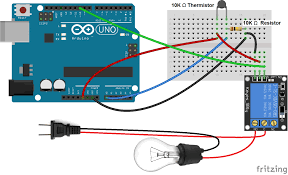 How to Set Up a 5V <b>Relay</b> on the Arduino - Circuit Basics