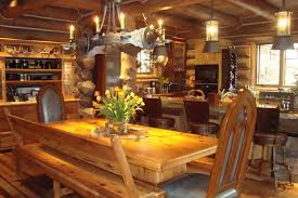 ideas log cabin home interiors cabin furniture ideas