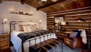 Rustic Cabin Bedroom Decorating Rustic Bedroom Decor Tjihome
