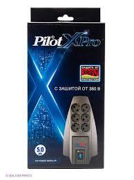 <b>Сетевой фильтр Pilot</b> X-Pro 5м <b>ZIS</b>-<b>Pilot</b> 2289977 в интернет ...
