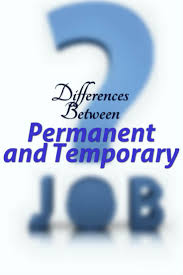 best ideas about temporary jobs resume job differences between permanent and temporary job tempjobs jobs permanent mployment via