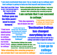 Inspirational College Quotes. QuotesGram