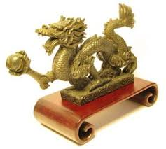 dragons are also seen as auspicious benevolent and wise they are symbols of great power spiritual and temporal and are associated with wisdom chinese feng shui dragon