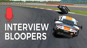 rfactor interview outtakes and bloopers behind the scenes rfactor 2 interview outtakes and bloopers 128518 behind the scenes from sces silverstone broadcast