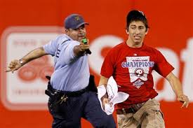Phillies Tased Fan | Know Your Meme via Relatably.com