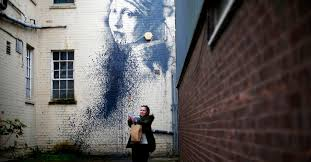 Why <b>Banksy</b> Is (Probably) a <b>Woman</b> - CityLab