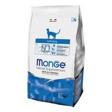 Корм Monge <b>Cat</b> Urinary для профилактики мочекаменной ...