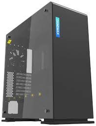 Компьютерный <b>корпус GAMEMAX 9909</b> Vega без БП black ...