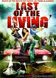 Last of the living affiche