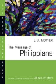 The Message of Philippians eBook by J. Alec Motyer ...