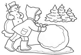 essay on a a very cold day in winter for kids winter coloring pages for kids hd winter