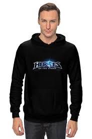 <b>Толстовка Wearcraft Premium</b> унисекс Heroes Of The Storm #594409