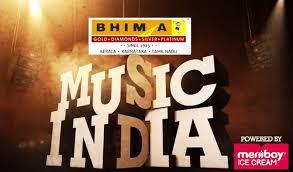 Music India 2014 October, November