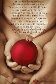 Christmas Memes to Remember a Loved One | Love Lives On via Relatably.com