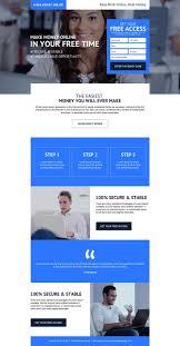 best images about landing page landing best make money online sign up lead capture effective landing page design