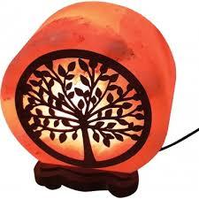 Купить <b>солевая лампа wonder</b> life круг-6 с картиной из дерева ...