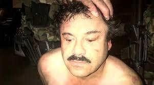 Joaquin Guzman El Chapo Worlds Most Hunted Drug Kingpin Captured. Added by Manny Camacho on February 23, 2014. Saved under Manny Camacho, Mexico, World
