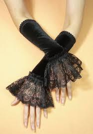 <b>Кружевные</b> перчатки, <b>Кружевные манжеты</b> и Идеи костюмов