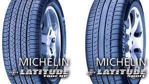 <b>MICHELIN Latitude</b> Tour HP и <b>MICHELIN Latitude</b> Sport — две ...