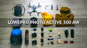 GEAR : <b>Lowepro Photo Active</b> 300AW | Norway - YouTube