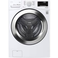 Lg <b>Ultra Large Capacity</b> 4.5 Cu. Ft. Front Load Washer With Steam ...