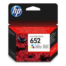 <b>Картридж HP</b> №<b>652 Tri colour</b> (F6V24AE)|Чернильные <b>картриджи</b> ...