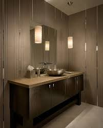 cool bathroom lighting with any kinds of model modern tiled bathroom with stylish pendant lamps awesome bathroom lighting bathroom pendant lighting vanity