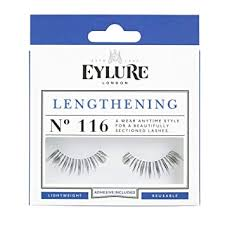 Eylure Naturalites Lengthening False Lashes, Style ... - Amazon.com