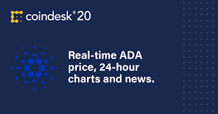 <b>Cardano</b> Price   <b>ADA</b> Price Index and Live Chart – CoinDesk 20