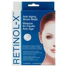 Retinol Retinol-X <b>Интенсивная</b> антивозрастная <b>тканевая маска</b> ...