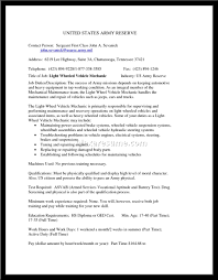 maintenance technician resume objective examples maintenance gallery of maintenance mechanic resume