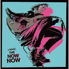 The <b>Now Now</b> Album <b>Gorillaz</b>