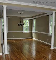 Chair Rail For Dining Room Image Of Paint Ideas For Dining Room Chair Rail Ideas For Dining