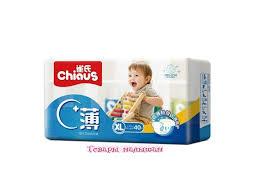 <b>Подгузники Chiaus Pro Core</b> Ultra Thin 12-17 кг 40 шт | Детский ...