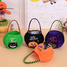 CHIC <b>Halloween</b> Vampire Pumpkin Witch Candy Bag Trick or Treat ...