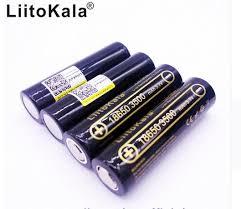 Hot Price #2510 - <b>LiitoKala</b> Lii-35A 18650 3500mAh 3.7V Li-Ion ...