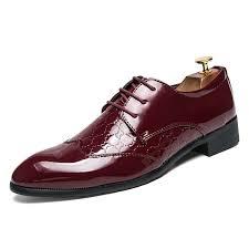 AILADUN <b>Men</b> Shoes Red EU 39 <b>Formal</b> Shoes Sale, Price & Reviews