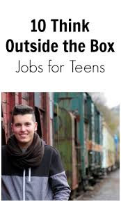 unique jobs for teenagers 10 unique jobs for teenagers