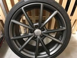 Audi 5V-Speichendesign Felgen <b>WSP Italy</b> in 9436 Balgach for CHF ...